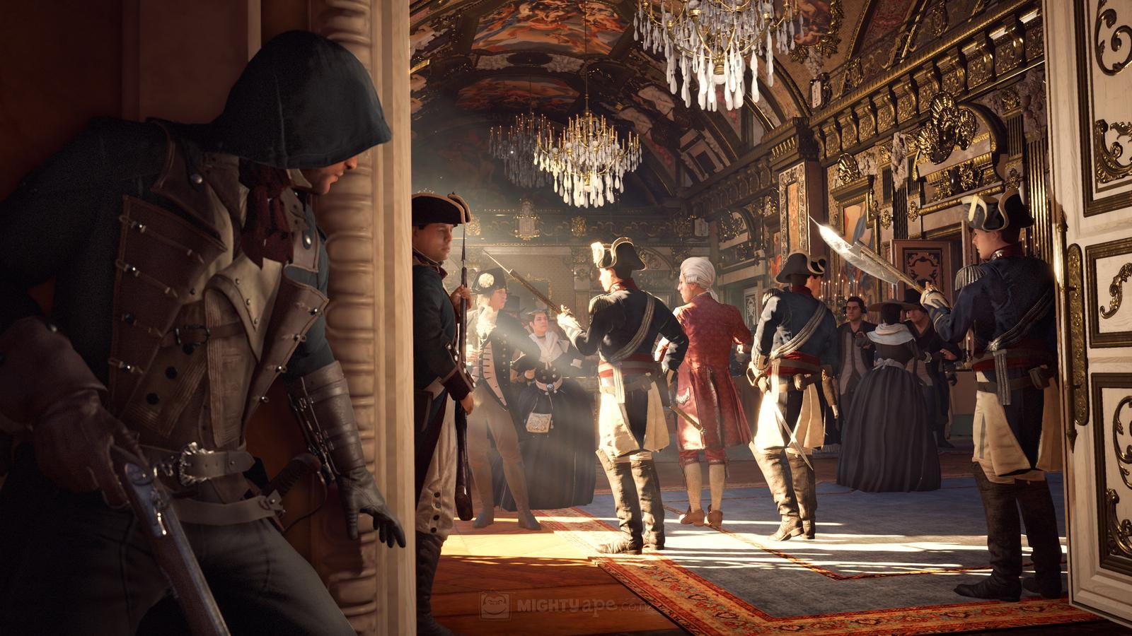 Assassin's Creed Unity for Xbox One image