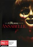 Annabelle on DVD