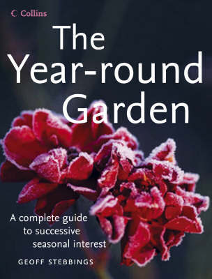 The Year Round Garden by Geoff Stebbings image