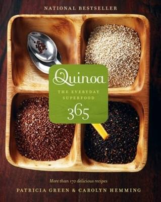 Quinoa 365 by Carolyn Hemming