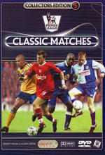FA Premier League - Classic Matches: Collectors Edition 5 (5 Disc Set) on DVD