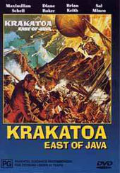 Krakatoa East of Java on DVD