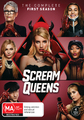 Scream Queens - The Complete First Season on DVD