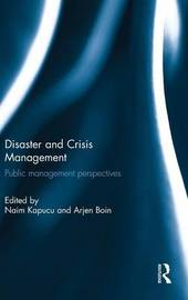 Disaster and Crisis Management
