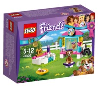 LEGO Friends: Puppy Pampering (41302)