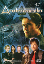 Andromeda Series 4.7 on DVD