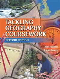 Tackling Geography Coursework by John Pallister image