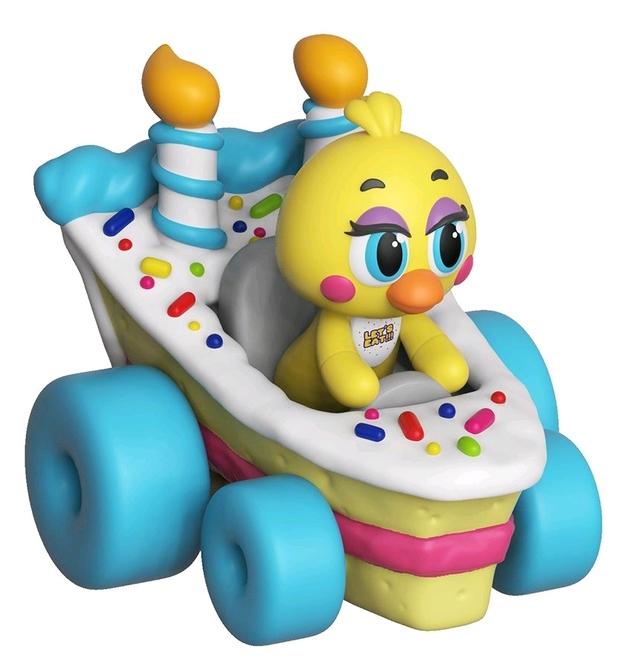 Five Nights at Freddy's: Funko Super Racer - Chica