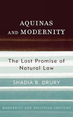 Aquinas and Modernity by Shadia B. Drury image