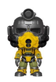 Fallout 76 - Excavator Armour Pop! Vinyl Figure