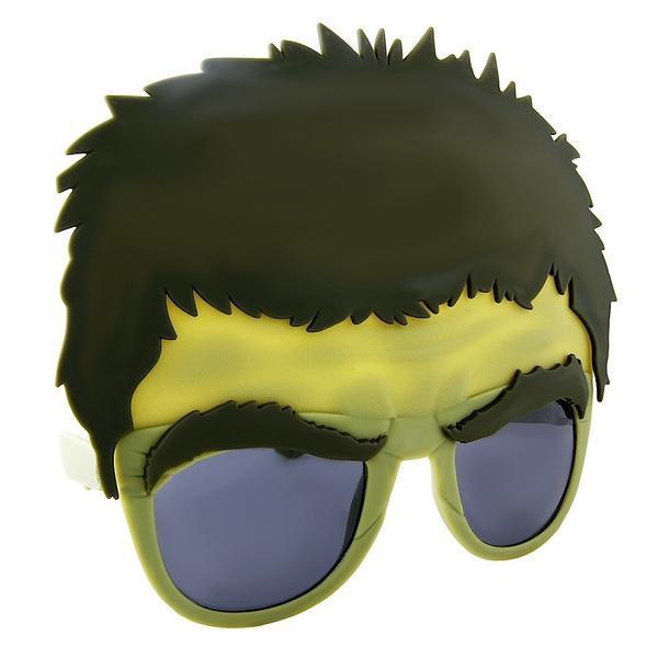 Sun-Staches - The Incredible Hulk