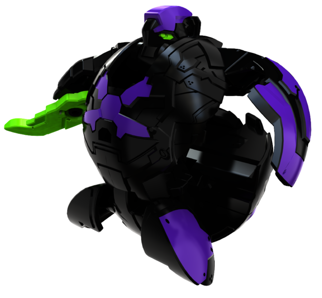 Bakugan: Battle Planet - Core Pack (Darkus Cyndeous)