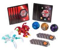Bakugan: Battle Planet - Battle Pack (Pyrus Howlkor & Haos Mantonoid) image