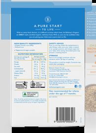 Bellamy's Organic: Brown Rice Pasta Stars (200gm) image
