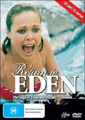 Return To Eden (6 Disc) on DVD