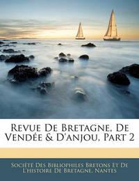Revue de Bretagne, de Vende & D'Anjou, Part 2 image
