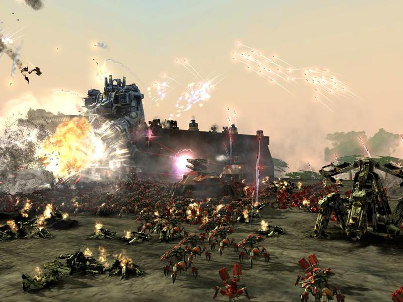 Supreme Commander 2 for PC Games image