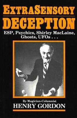 Extrasensory Deception by Henry Gordon image