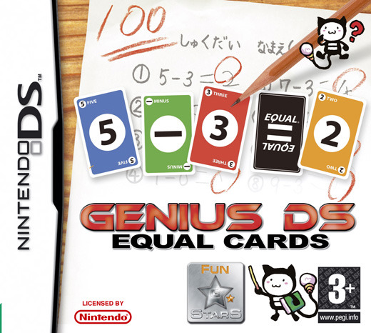 Genius DS: Equal Cards for Nintendo DS