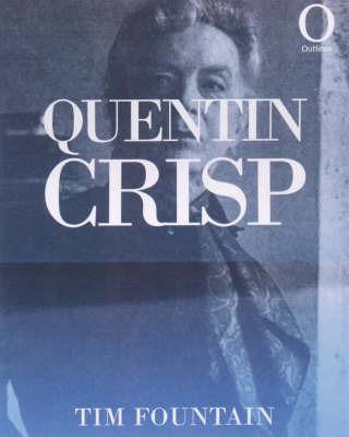 Quentin Crisp by Tim Fountain