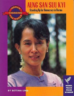 Aung San Suu Kyi by Bettina Ling