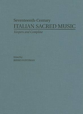 Vesper and Compline Music for Eight Principal Voices