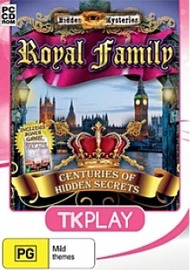 Hidden Mysteries: Royal Family Secrets (TK play) for PC Games