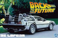 1/24 Back To The Future Delorean Part 1 Model Kitset