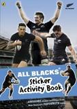 All Black Sticker Activity Book