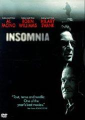 Insomnia on DVD