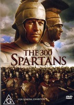 300 Spartans on DVD