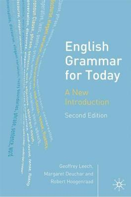English Grammar for Today by Geoffrey N Leech image
