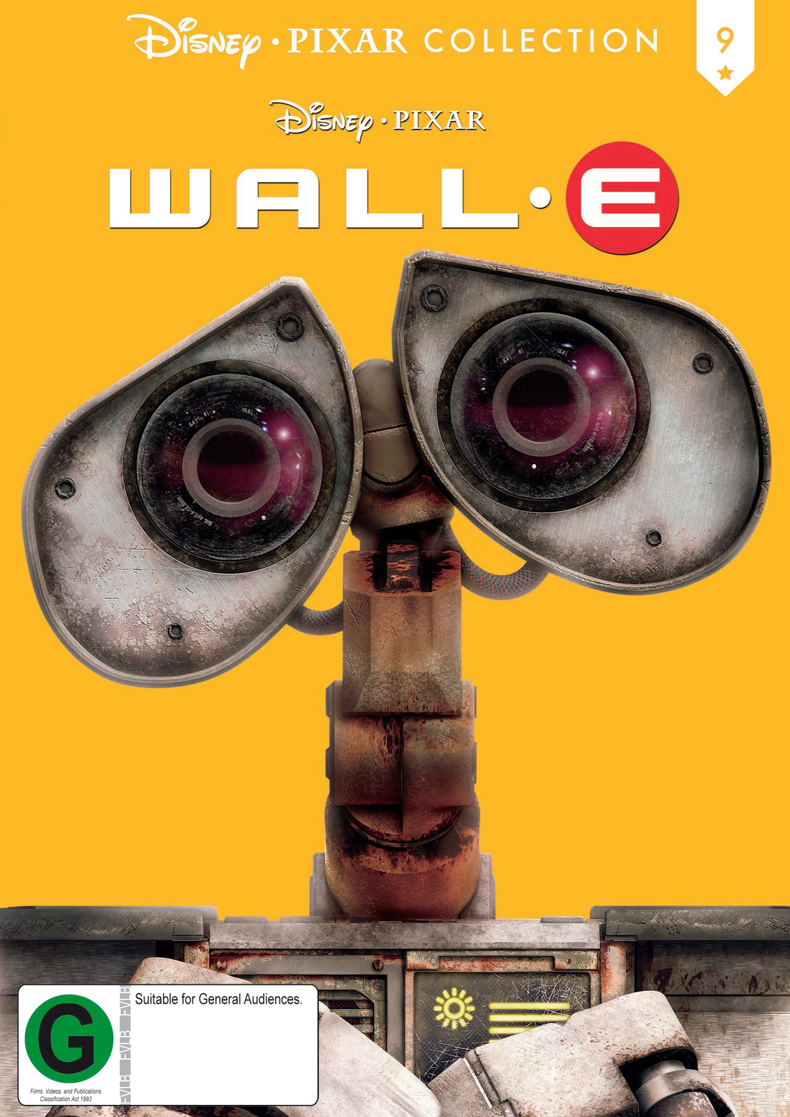 Wall-E (Pixar Collection 9) | DVD | Buy Now | at Mighty Ape NZ