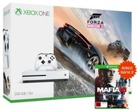 Xbox One S 500GB Forza Horizon 3 Console Bundle for Xbox One