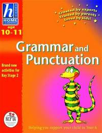 Age 10-11 Grammar and Punctuation by Rhona Whiteford image