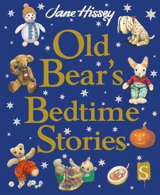 Old Bear's Bedtime Stories by Jane Hissey image