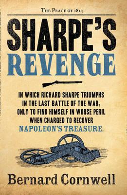 Sharpe's Revenge by Bernard Cornwell image