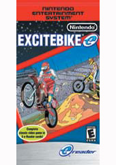 Excitebike (e-Reader ) for Game Boy Advance