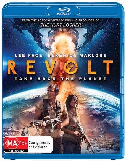 Revolt on Blu-ray image