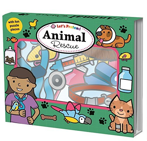 Animal Rescue (Let's Pretend) (Let's Pretend Sets) by Roger Priddy