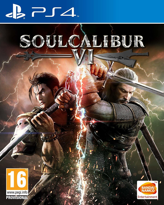 Soul Calibur VI for PS4 image
