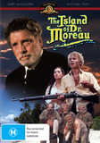 The Island of Dr. Moreau DVD