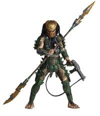 """Predators: Broken Tusk - 8"""" Action Figure"""