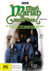 Maid Marian And Her Merry Men - Series 1 on DVD
