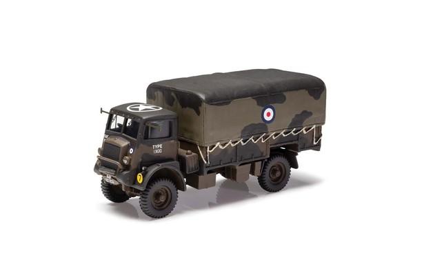 Corgi 1/50 Bedford QLD Truck Diecast Model