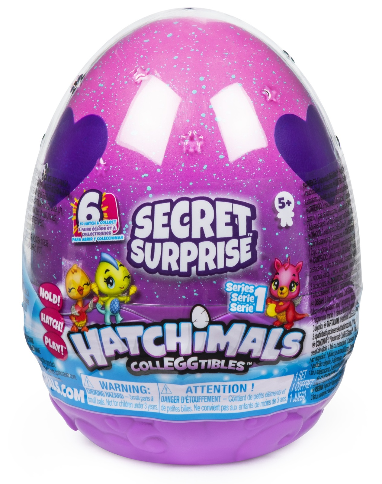 Hatchimals: Colleggtibles - Secret Surprise Playset (Blind Box) image