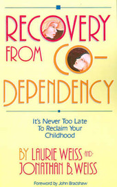 Recovery from Co-Dependency by Laurie Weiss image