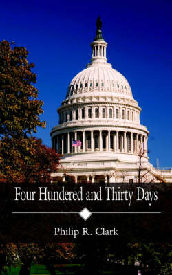 Four Hundred and Thirty Days by Philip R. Clark image