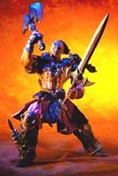 Diablo II: Barbarian Figure