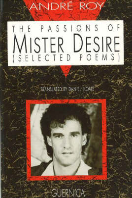Passions of Mister Desire by Andre Roy image